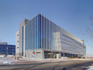 CJ Songdo Data Center<br>CJ 송도데이터센터