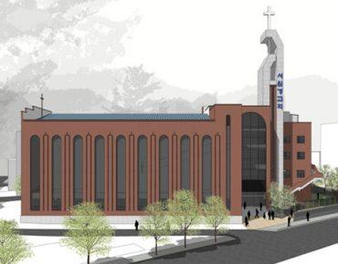 Seowonkyoung Presbyterian Church<br>서원경교회 증축