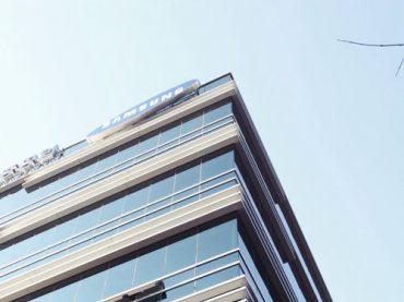 Samsung Heavy Intustries Digital Part Office<br>삼성중공업 수원 디지털사업팀 사무동