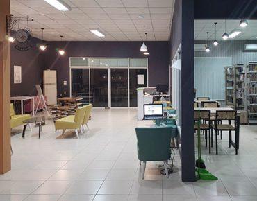 Chiang mai Christian International Library<br>치앙마이 크리스찬 국제도서관