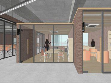Seoul Senior Center Remodeling<br>서울인생이모작지원센터 리모델링