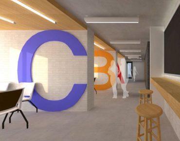 Sejong Cyber Univ. 4th-center Remodeling<br>세종사이버대학교 주몽관별관 리모델링