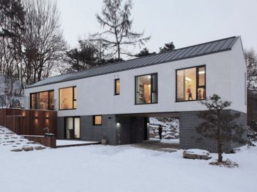 Linear House<br>양평일자집