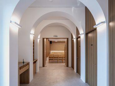 Eerang Church Interior<br>이랑교회 인테리어